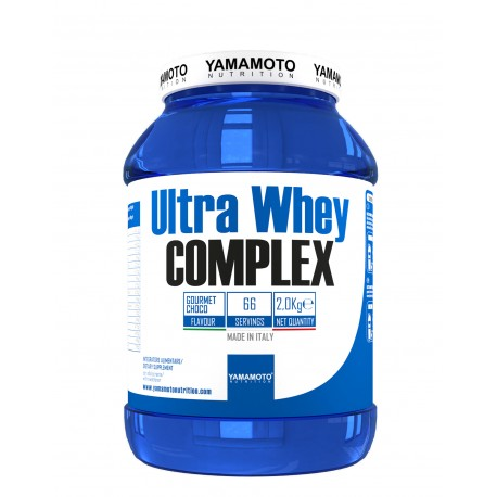 Yamamoto Nutrition Ultra Whey COMPLEX 2000 g - Double Chocolate
