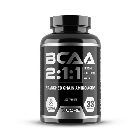 Xcore BCAA Complex 3100 200 Tabs