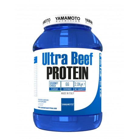 YAMAMOTO NUTRITION Ultra Beef Protein 2 Kg - Chocolate