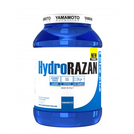 YAMAMOTO NUTRITION Hydro RAZAN 2 Kg - Vanilla Cream