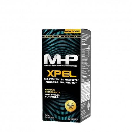 Mhp Xpel Herbal Diuretic 80 Caps