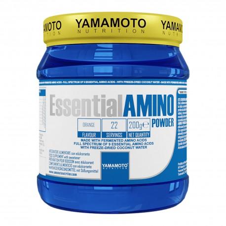 Yamamoto Nutrition Essential Amino Powder 200 g - Orange