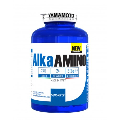 Yamamoto Nutrition Alka Amino 240 Tabs