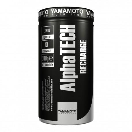 Yamamoto Nutrition AlphaTECH RECHARGE 1.1 Lbs - 500 g - Lemon