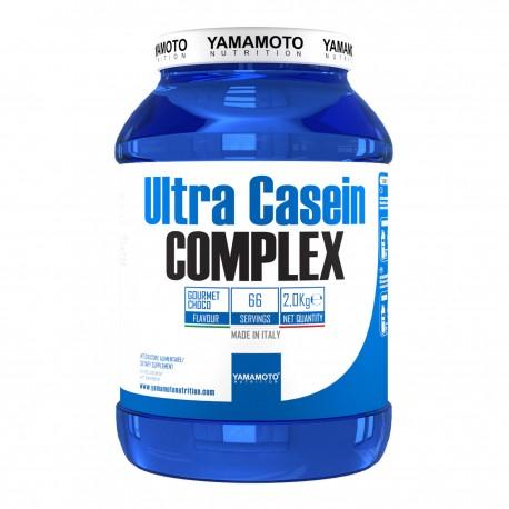 Yamamoto Nutrition Ultra Casein COMPLEX 2 Kgs - 66 Servings - Vanilla