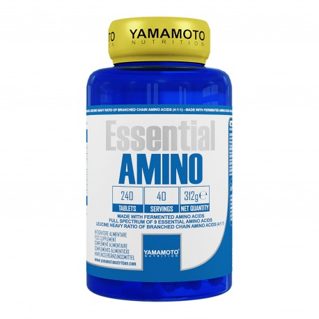 Yamamoto Nutrition Essential Amino 240 Caplets