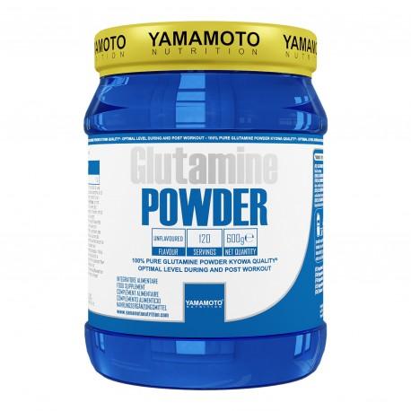 Yamamoto Nutrition Glutamine Powder Kyowa® Quality 600 g - 120 Servings
