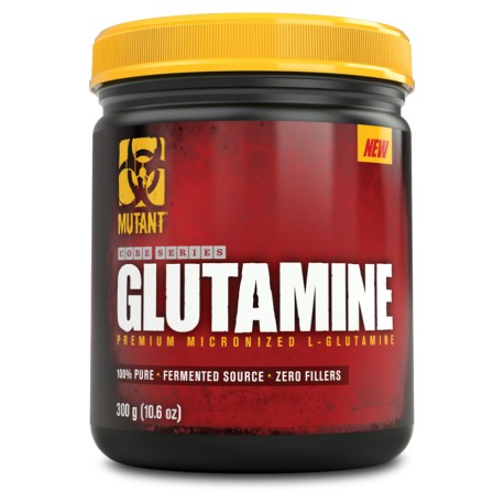 Mutant Core Series L-Glutamine 300 g