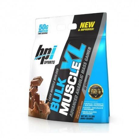 BPI BULK MUSCLE XL 6.8 Kg - 32 Servings - Chocolate