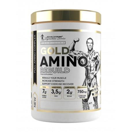 Kevin Levrone GOLD AMINO REBUILD 400 g - 40 Servings - Orange