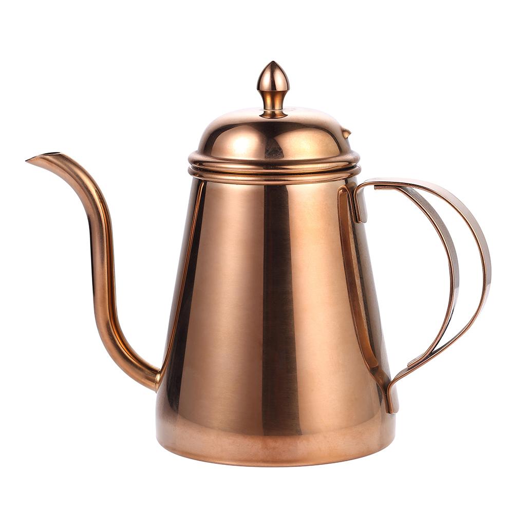 COFFEE DRIP KETTLE BRONZE 1000ML - BELOGIA KTL 002002