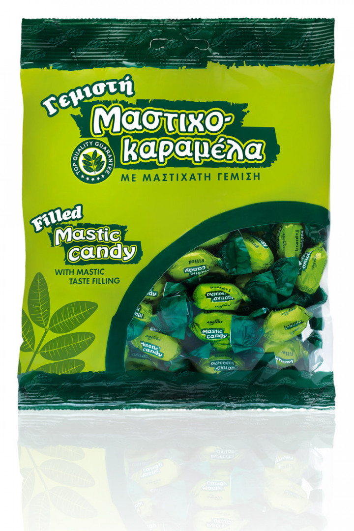 Mastic candy toffee 200gr