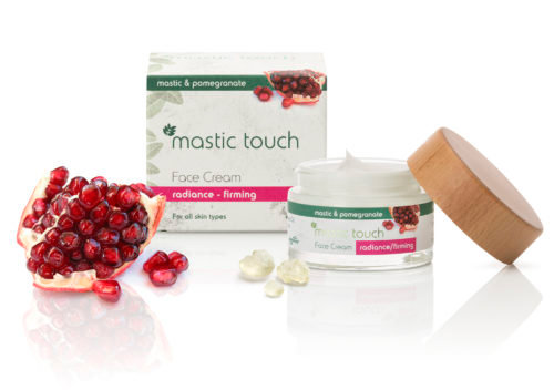 Mastic Touch Radiance Face Cream 50ml