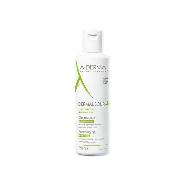 A-DERMA DERMALIBOUR Foaming gel purifying 250ml