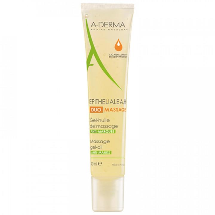 A-DERMA EPITHELIALE A. H DUO Massage gel oil ANTI-MARKS 40ml