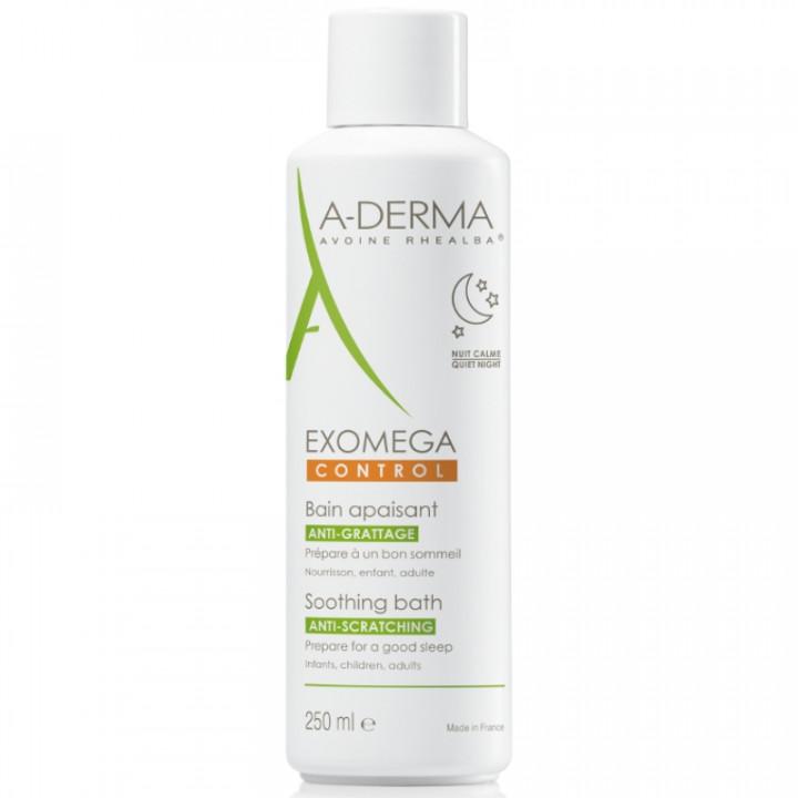 A-DERMA EXOMEGA CONTROL Soothing bath ANTI-SCRATCHING 250ml