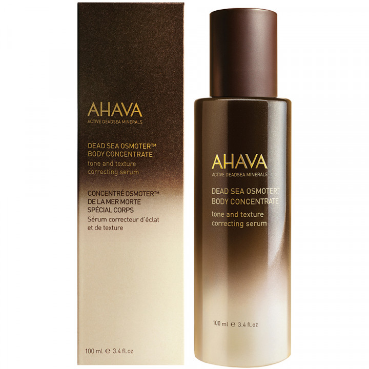 AHAVA DEAD SEA OSMOTER BODY CONCENTRATE TONE AND TEXTURE CORRECTING SERUM 100ML