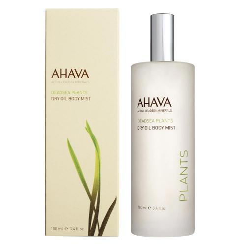 AHAVA DEADSEA PLANTS DRY OIL BODY MIST MANDARIN & CERWOOD 100ML