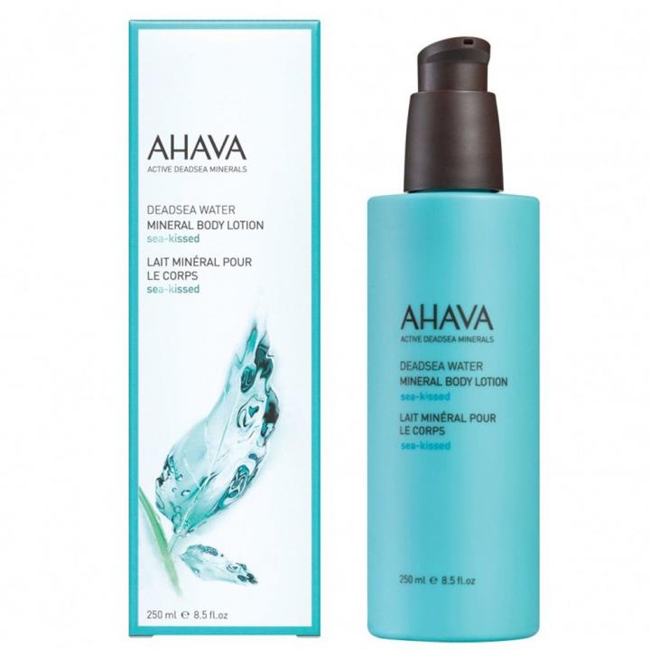 AHAVA DEADSEA WATER MINERAL BODY LOTION SEA-KISSED 250ML