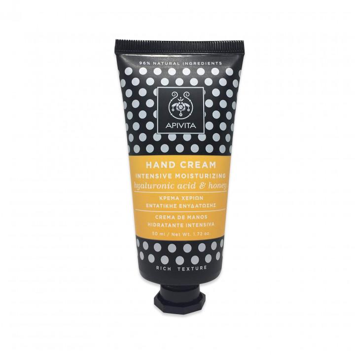 APIVITA HAND CREAM intensive moisturizing hyaluronic acid & honey 50 ml