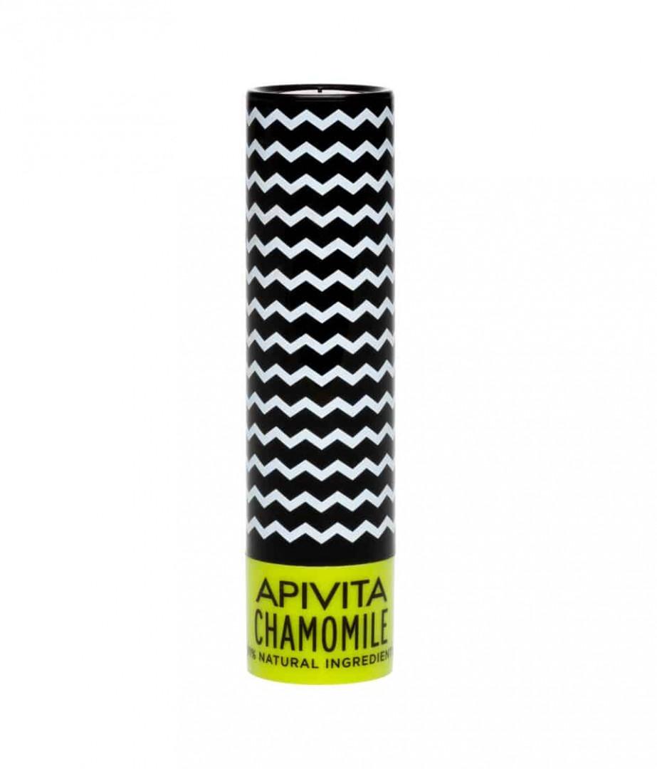 APIVITA LIP BALM CHAMOMILE SPF15 4.4g