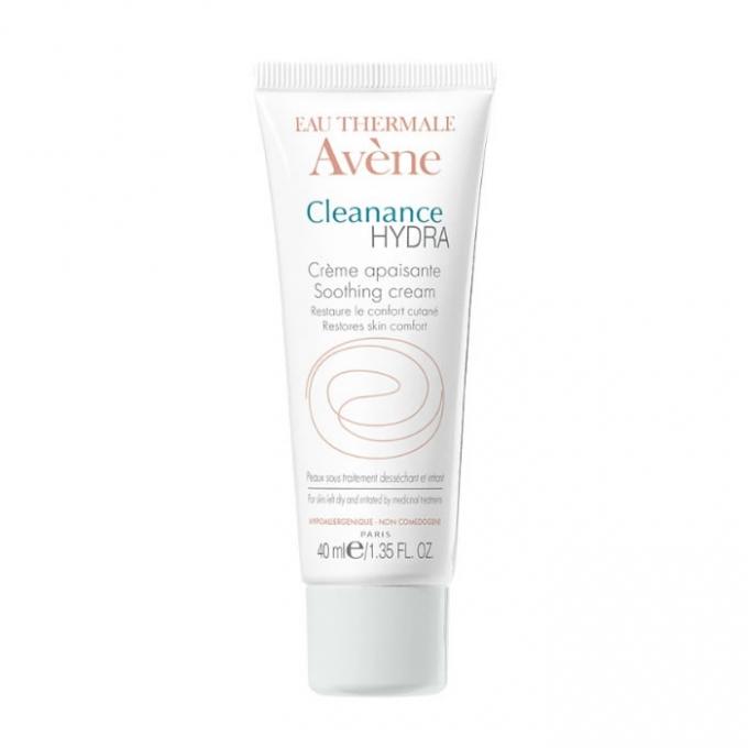 Avene Cleanance Hydra Soothing Cream 40mll