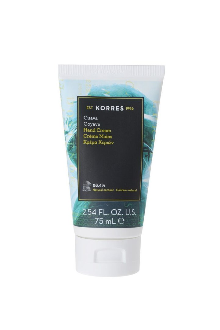 KORRES HAND CREAM WITH GUAVA 75ML