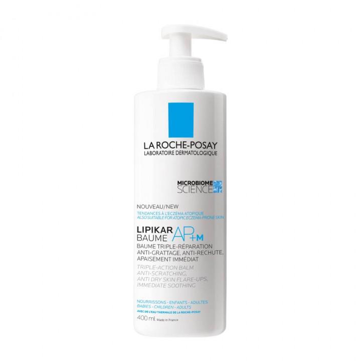 La Roche Posay LIPIKAR BAUME AP+M Intense Repair Moisturizing Cream 400ML