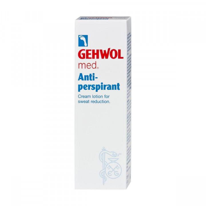 GEHWOL med anti-perspirant 125ml