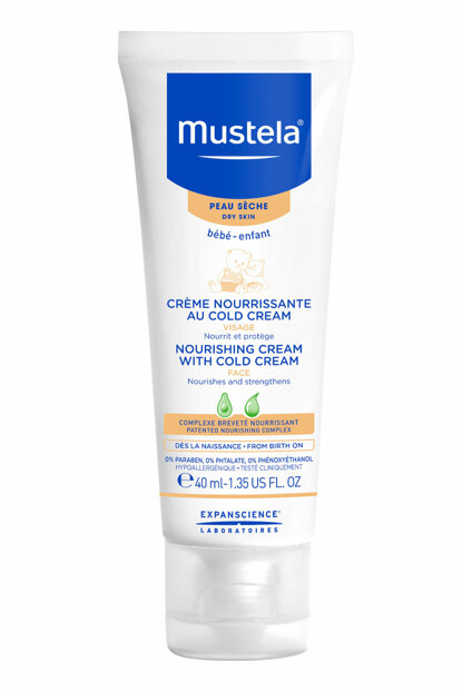 MUSTELA COLD CREAME 40ml