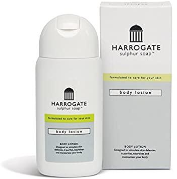 HARROGATE SULPHUR SOAP BODY LOTION 150ml