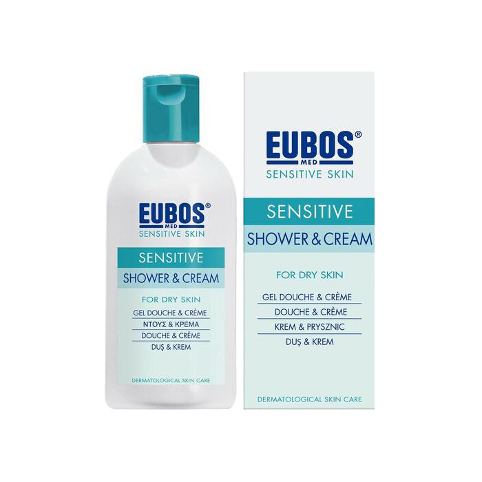 EUBOS SENSITIVE SHOWER & CREAM FOR DRY SKIN 200ml