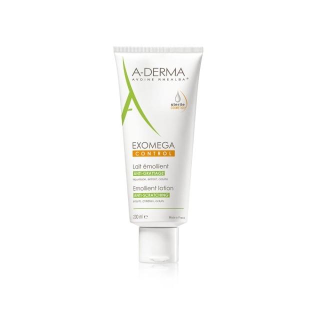 A-DERMA EXOMEGA CONTROL emollient lotion Anti-scratching 200ml