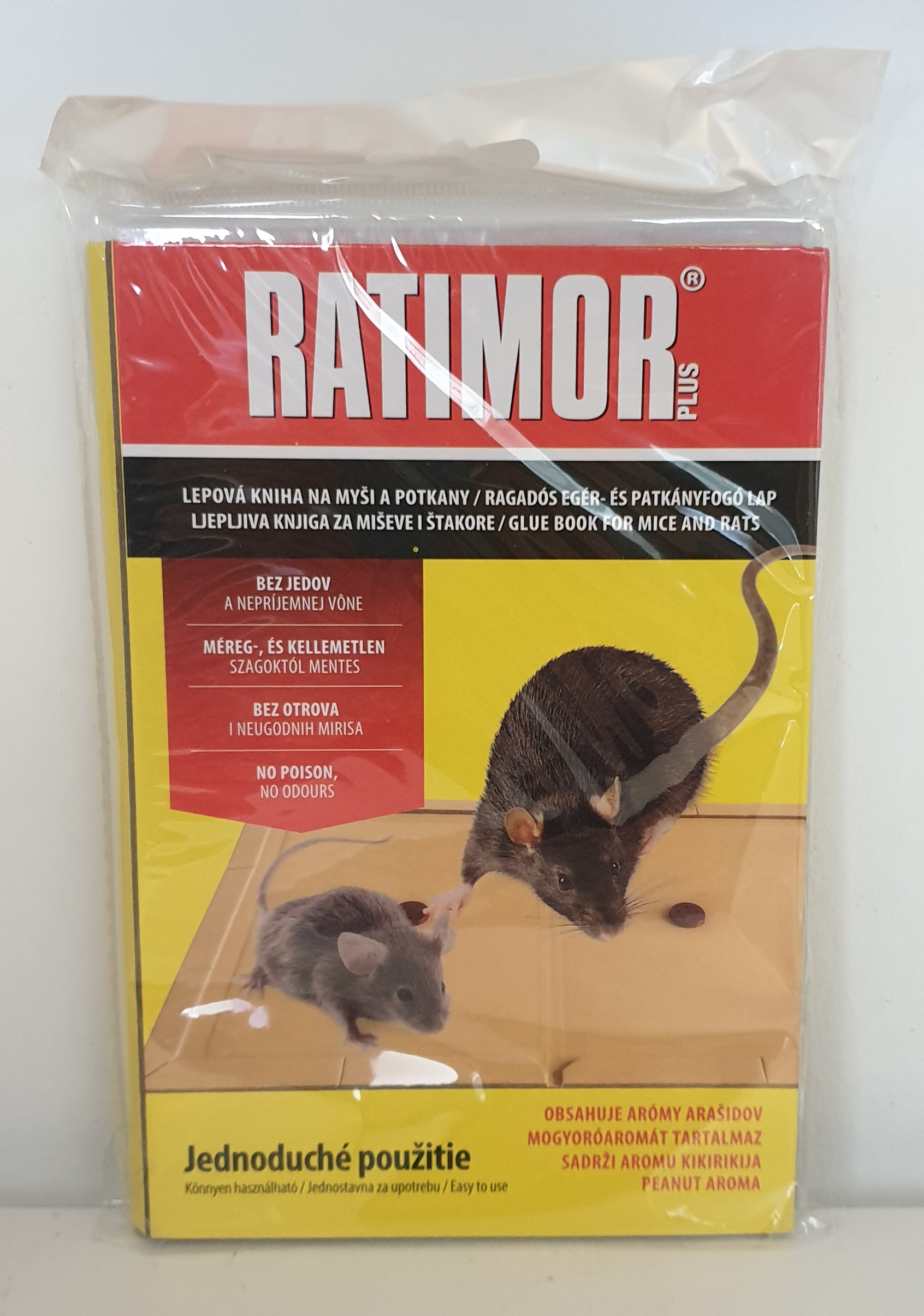 RATIMOR GLUE BOARD