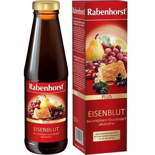 RABENHORST LIQUID IRON SUPPLEMENT BIO 450ML