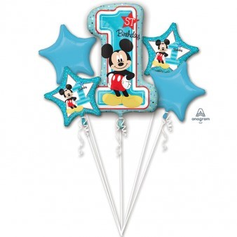 Happy 1st Mickey