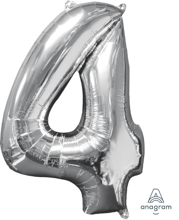Silver Number 4