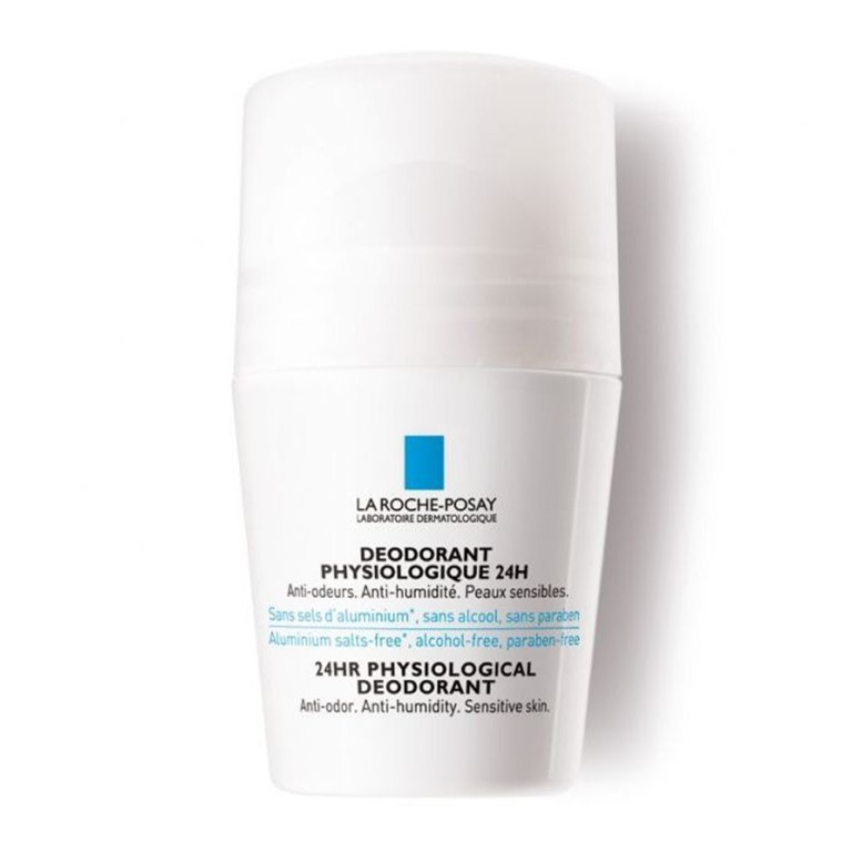 La Roche-Posay 24H Physiological Roll-On Deodorant 50ml