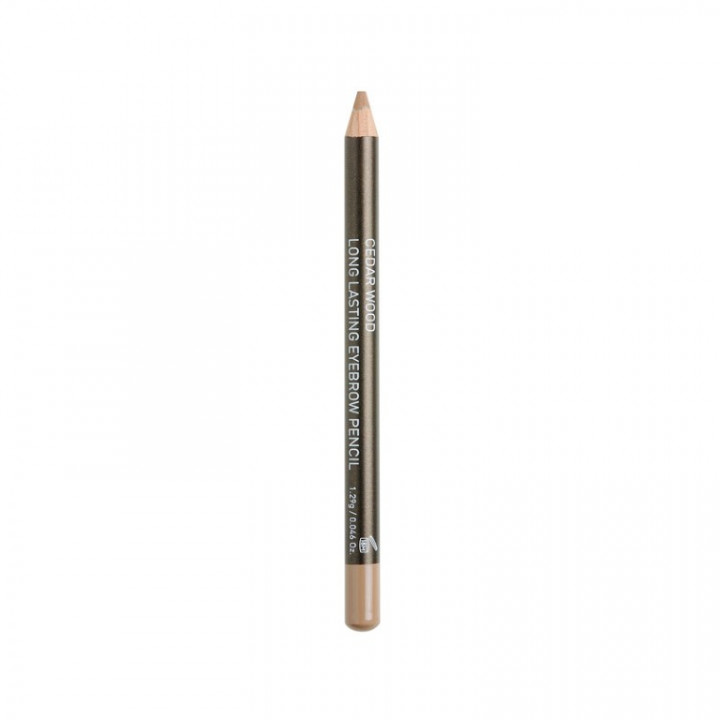Korres CEDAR WOOD LONG-LASTING EYEBROW PENCIL - SHADE LIGHT 03