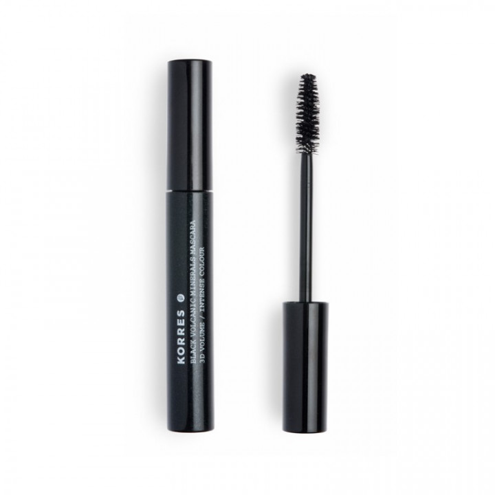 Korres BLACK VOLCANIC MINERALS 3D MASCARA - SHADE BROWN 02 - 8ml