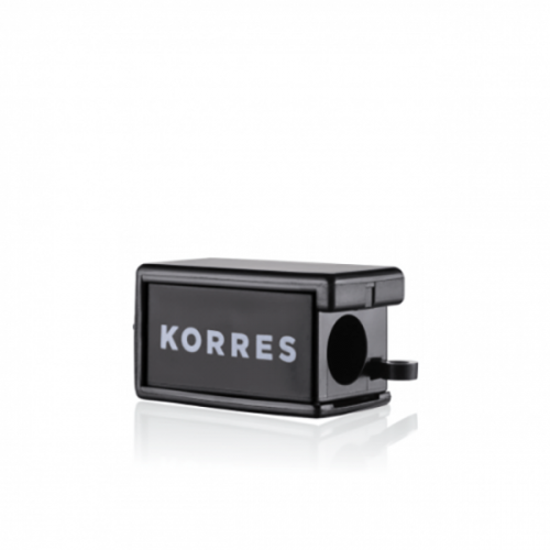 Korres SHARPENER PENCILS BLACK