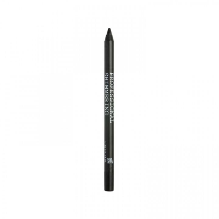 Korres BLACK VOLCANIC MINERALS Professional Shimmering Eyeliner - Black