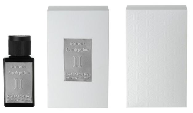 Korres PREMIUM II Eau De Parfum FOR MEN - 50mL