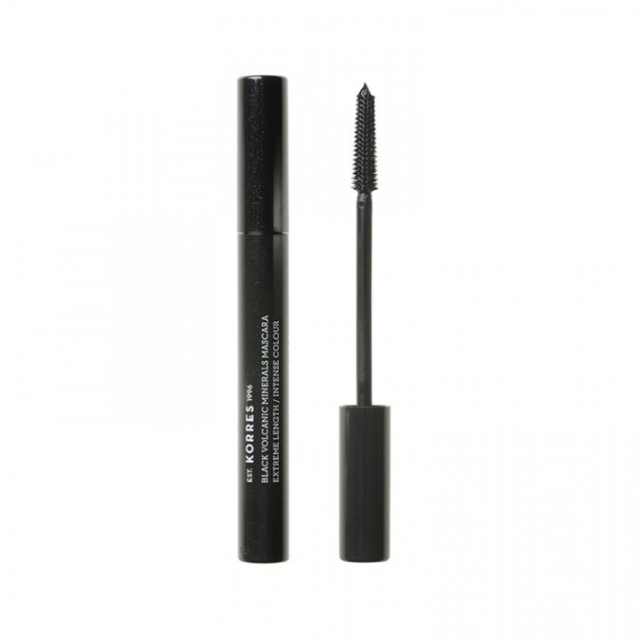 Korres BLACK VOLCANIC MINERALS Extreme Length Mascara - Shade Black 01 - 7.5ml