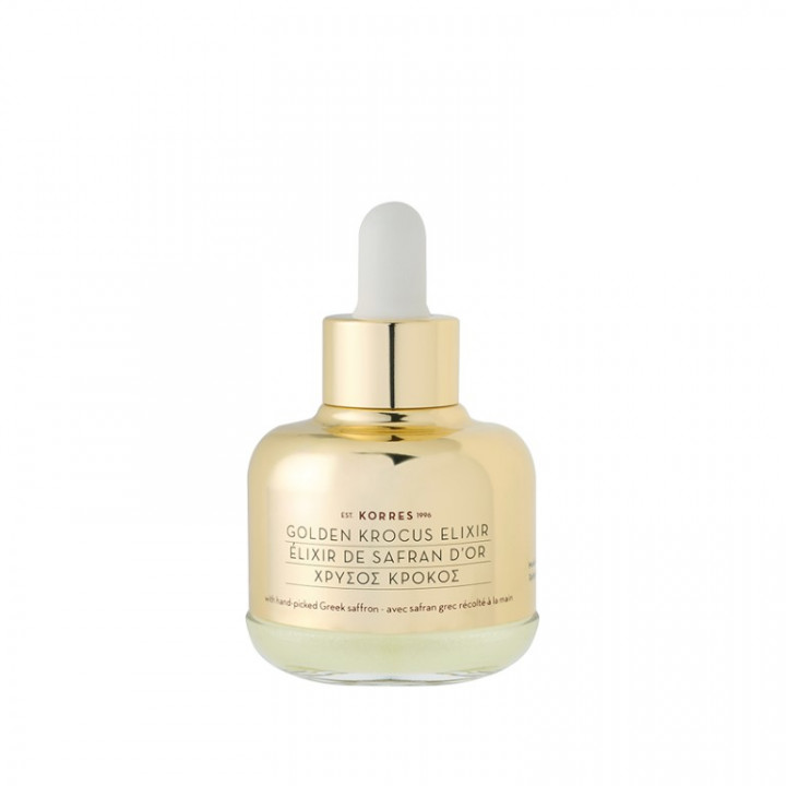 Korres GOLDEN KROCUS Elixir of Youth - 30ML