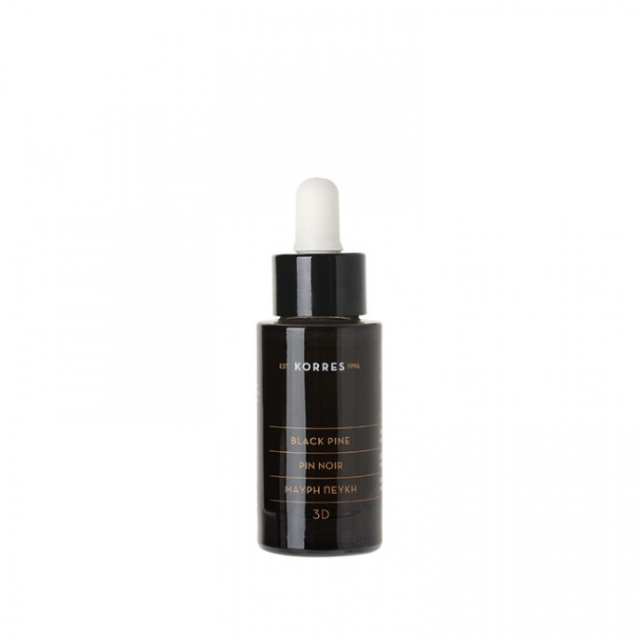 Korres Black Pine 3D ACTIVE OIL - 30ML