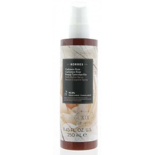 Korres CASMERE ROSE Body Butter Spray - 250mL