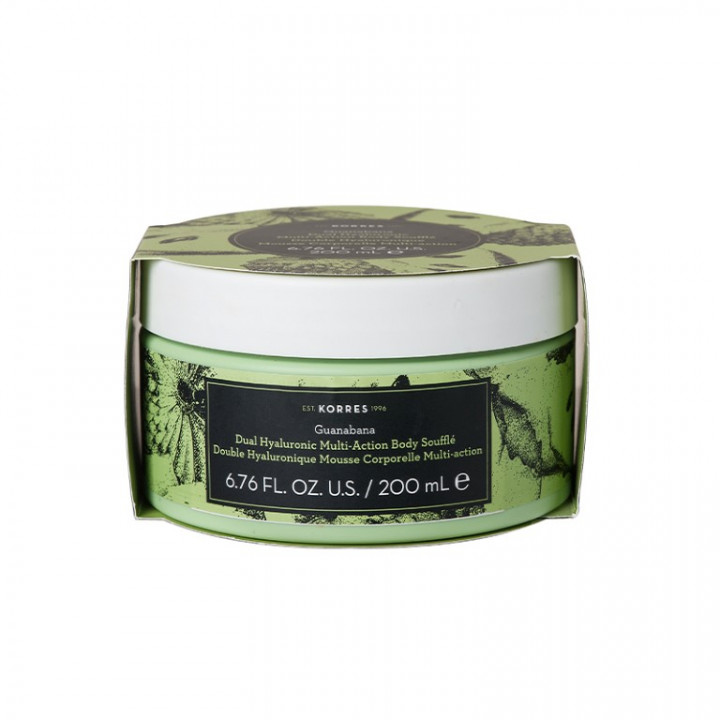 Korres GUANABANA Dual Hyaluronic Multi-Action Body Soufflé - 200ML