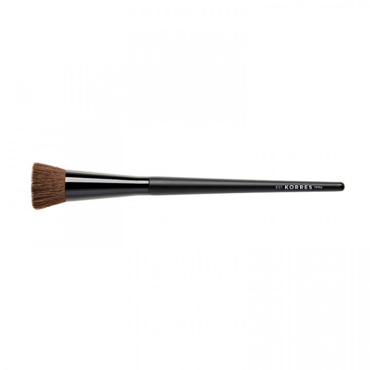Korres BRUSH FOUNDATION 01 - Liquid Make Up Brush