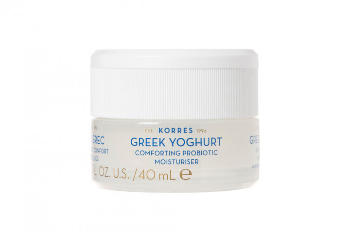 Korres Greek Yoghurt Probiotic Moisturiser Cream - 40ML